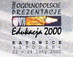 Logo Edukacja 2000