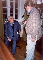 Warszawa - 28 września 1998 r. PEN-Club