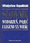 Najnowszy słownik autorstwa Kopalińskiego