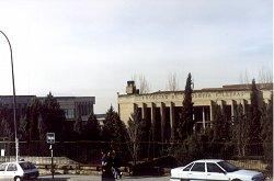 Wydział Filozofii i Literatury Uniwersytetu w Granadzie