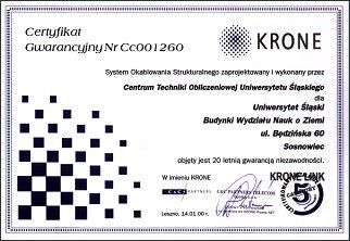 Rozmiar: certyfikat
