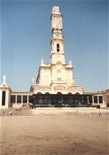 Fatima -  kościół