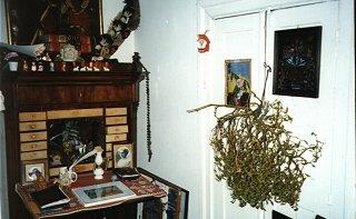 W mieszkaniu ks.  Jana Twardowskiego