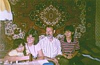 W rodzinie mongolskiej