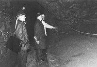 Zabytkowa kopalnia w Tarnowskich Gorach