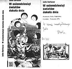 książka J. Cortázara