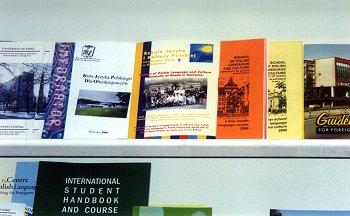 Folder Szkoły