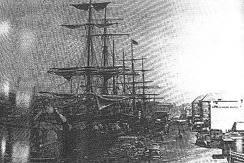 Scena z portu w Sydney