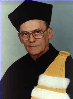 Prof. Aleksander Abłamowicz