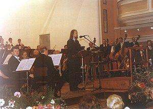 Koncert Akademicki foto. M. Ziółkowski