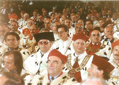 spotkanie Rektorów w Toruniu