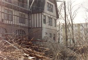 Jastrzębie w renowacji