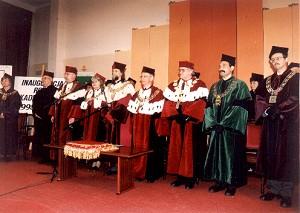 I inauguracja roku akademickiego
